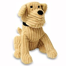 Cord Dog Floor Fixed Polyester Door Stop