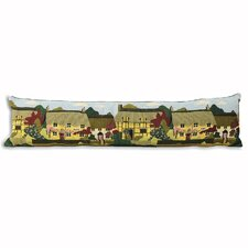 Cottages Cotton Blend Draught Excluder