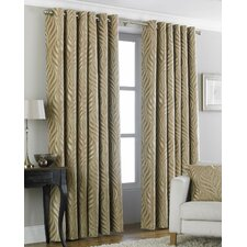 Heligan Ringtop Curtain Panel (Set of 2)