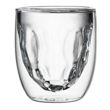 Elements Crystalized Glass (Set of 2)