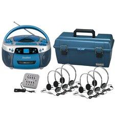 CD / USB / MP3 Listening Center with HA2V Personal Headphones