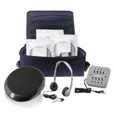 Ultra Portable CD Listening Center