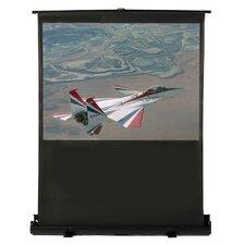 Matte White Portable Projection Screen