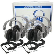 Deluxe Lab Pack and Headphone Set