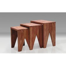 Cut low nesting tables
