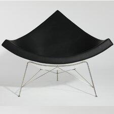 Koko Leather Chaise Lounge