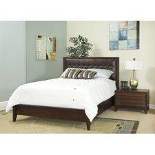 Island Panel Customizable Bedroom Set