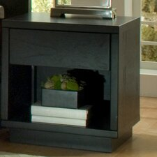 City 1 Drawer Nightstand