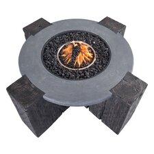 Hades Concrete Fiber Propane Fire Pit