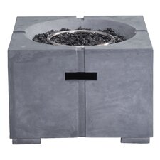 Dante Concrete Fiber Propane Fire Pit