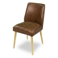 Metro Leather Side Chair (Set of 4)