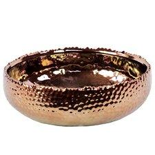 Classy Dent Designed Ceramic Decorative Bowl