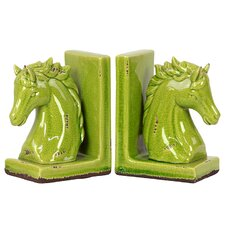 Horse Bookend (Set of 2)