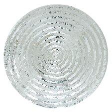 Circular Platter Wall Décor