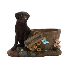 Beautiful Novelty Statue Pot Pot Planter