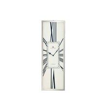 Slim Stainless Steel Wall Clock