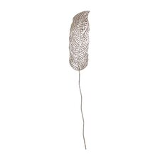 The Grand Stainless Steel Leaf Wall Décor