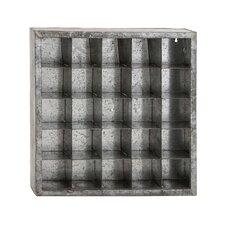 Attractive Metal Storage Wall Shelf