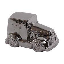 Traditional Rolls Royce Ceramic Car Sculpture
