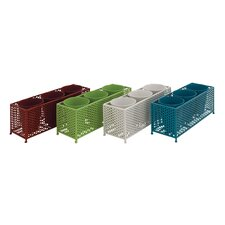 Rectangular Plant Stand (Set of 4)