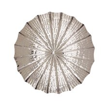 The Fine Stainless Steel Platter Wall Décor