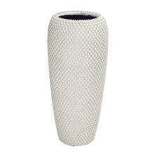 Surpassing in Beauty Polystone Pearl Vase