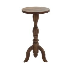 Impressive and Sleek Pedestal Telephone Table