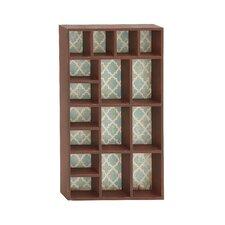 Purpose Wood Wall Storage Shelf