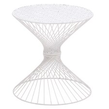 Circle Top End Table