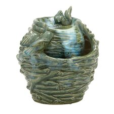 Ceramic Urn Fountain