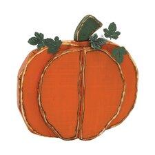 Simple Pumpkin Halloween Statue