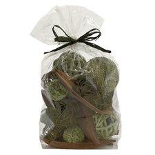 Superb Dried Decorative Ball Mix Bag