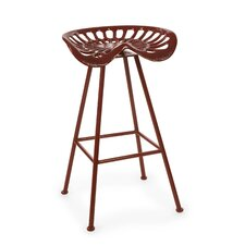 "Leroy Tractor 29.5"" Bar Stool"