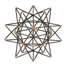 Wire Star Sculpture