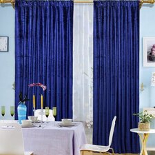 Window Theater Drape Single Panel