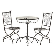 3 Piece Simply Too Cool Pub Table Set