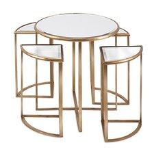 Limba 5 Piece End Table Set