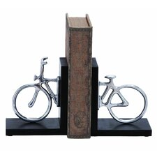 Cycle Book Ends (Set of 2)