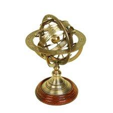 Brass Armillary Globe