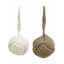 Rope Wall Stop (Set of 2)