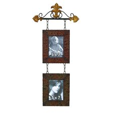 Metal Hanging Picture Frame