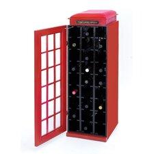 27 Bottle Floor Wine Cabinet