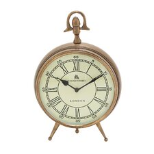 "10"" Bond Street Table Clock"