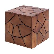 Mahogany Solid Wooden Stool