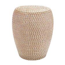 Decorative Apple Ceramic Stool