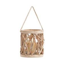 Elegant Wooden Lantern