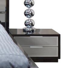 Mera 2 Drawer Nightstand