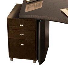 """Bali 26.5"""" H x 18"""" W Desk File Pedestal"""