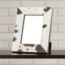 Hors D'oeuvres Hair-On-Hide Picture Frame