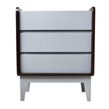 Tivoli 3 Drawer Chest